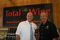 "Ed & Dick @ ""Total Wine Boynton Beach"" 6-17-11"