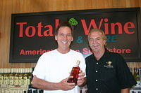 "Mike & Dick @ ""Total wine Boynton Beach"" 6-17-11"