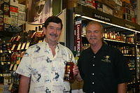 "Ralph & Dick @ ""Total Wine Wellington"" 6-18-11"