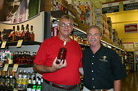 "Joe & Dick @ ""Total Wine Wellington"" 6-18-11"