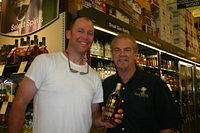 "Brian & Dick @ ""Total Wine Wellington"" 6-18-11"