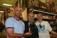 "Joe, Dick & Julie @ ""Total Wine Wellington"" 6-18-11"