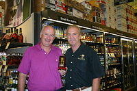 "Michael & Dick @ ""Total Wine Wellington"" 6-18-11"