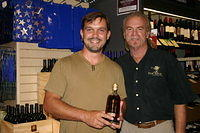 "Dan & Dick @ ""Total Wine Miami"" 6-24-11"