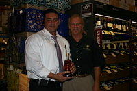 "Ed & Dick @ ""Total Wine Miami"" 6-24-11"