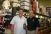 Todd & Dick @ Total Wine St Pete 3-26-11
