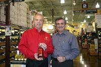 Dick & Joe @ Total Wine St Pete 11-20-10