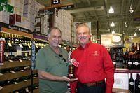 Michael & Dick @ Total Wine St Pete 11-20-10