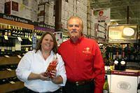 Kristine, Manager of St Pete Total Wine 11-20-10