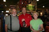 Stan & Ann @ Total Wine Sarasota 11-27-10