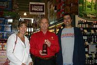 Laurel & Jim @ Total Wine Sarasota 11-27-10