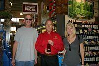 David & Karen @ Total Wine Sarasota 11-27-10