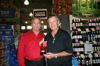 John & Dick @ Total Wine Sarasota 11-27-10