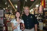 Samantha @ Total Wine Orlando 9-18-10