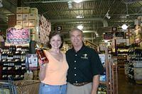 Lynn @ Total Wine Jax 9-25-10