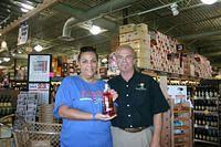Karen @ Total Wine Jax 9-25-10