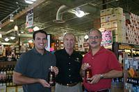 Brad & Mike @ Total Wine Jax 9-25-10