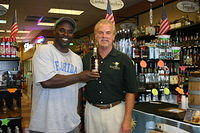 "Kenneth & Dick @ ""Seminole Liquor"" 9-10-11"