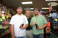 "Forrest, Dick & Chris @ ""Seminole Liquor"" 9-10-11"