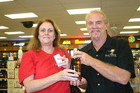 "Linda & Dick @""ABC SW College Rd, Ocala"" 9-23-11"
