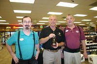 "Rick, Dick & Jay @ ""ABC SW College Rd, Ocala"" 9-23-11"