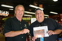 "Dick & Mark @ ""ABC Apopka-Vineland Rd"" 9-30-11"